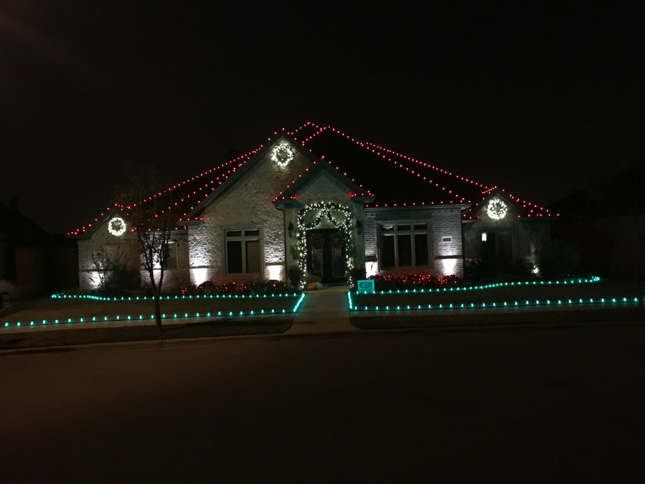 We Will Install Maintain Your Lights Take Down And Until Next Year Allow Us To Add A Little Sparkle Home This Holiday